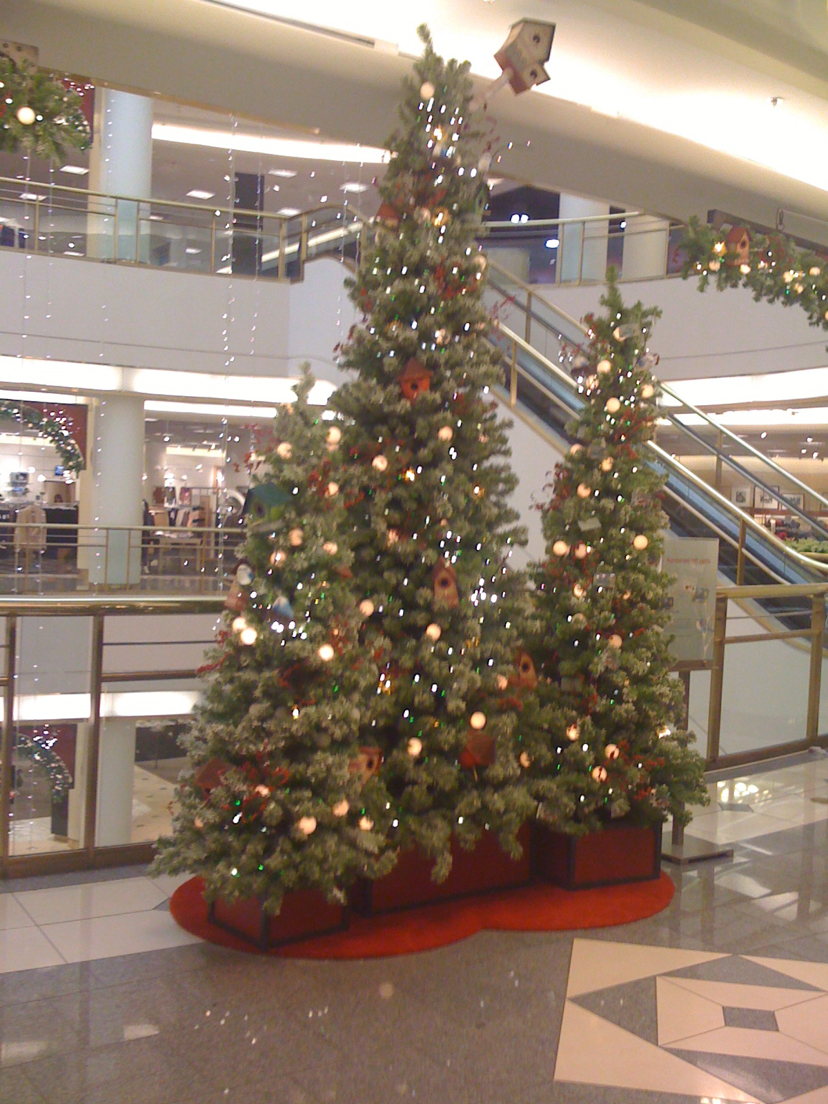 merry christmas from nordstroms - Nordstrom Christmas Decorations