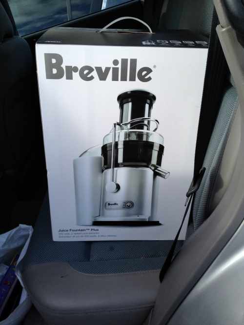 Our juicer