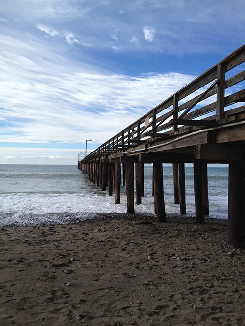 pier south